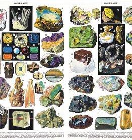 New York Puzzle Minerals - Mineraux 1000 PCS