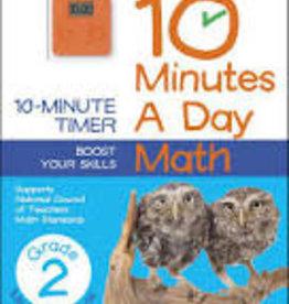 DK Children 10 Minutes a day math 2nd grade