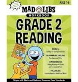 Mad Libs Mad Libs Grade 2 Reading