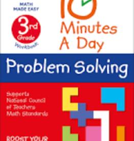 DK Children 10 min a day problem solving 3rd grade
