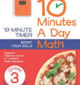DK Children 10 min a day math 3rd grade