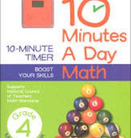 DK Children 10 min a day math 4th grade