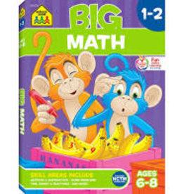 School Zone Big Math 1-2