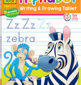 School Zone Alphabet Writing and Drawing Tablet