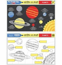 Melissa & Doug Solar System Learning Mat