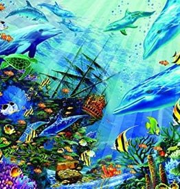 SunsOut Return to Treasure Island 1000 piece