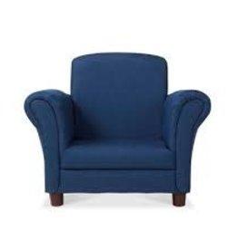 Melissa & Doug Childs Arm Chair Denim