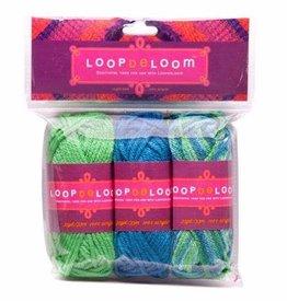 Loop De Loom Loopdeloom Yarn Pack - C4