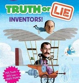 Step into Reading Truth or Lie Inventors