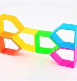 Dena Rainbow House Teether 6 Piece Set