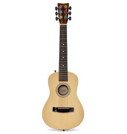 1st Note Real Acoustic Guitar 30 inches