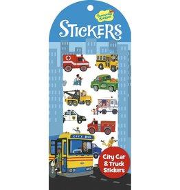 Peaceable Kingdom City Cars and Trucks