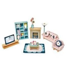Tender Leaf Toys Dovetail Sitting Room Set