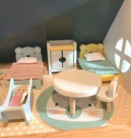 Tender Leaf Toys Dovetail Kids Room Set