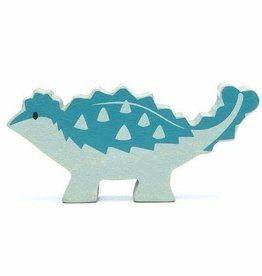 Tender Leaf Toys Wood Anklosaurus