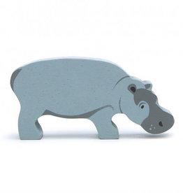 Tender Leaf Toys Wood Hippopotamus