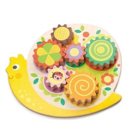 Tender Leaf Toys Snail Whirls