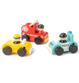 Tender Leaf Toys ABC Cars
