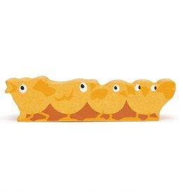 Tender Leaf Toys Wood Chicks
