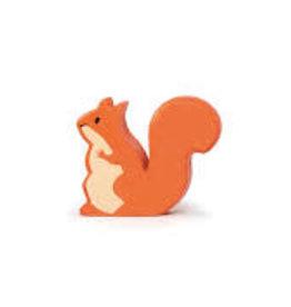 Tender Leaf Toys Wood Red Squirrel
