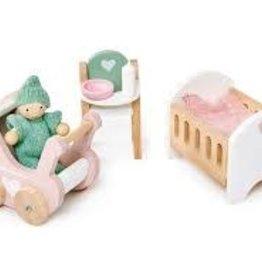 Tender Leaf Toys Dove tail Nursery Set