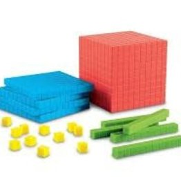 Learning Resources Brights! Base Ten Starter Set