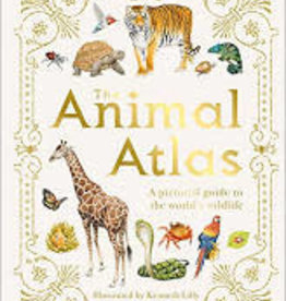 DK Children The Animal Atlas by Kenneth Lilly