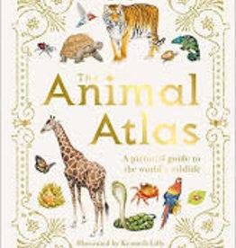 DK Children The Animal Atlas