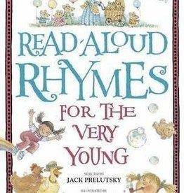 Random House Read Aloud Rhymes by Jack Prelutsky