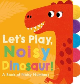 Tiger Tales Let Play, Noisey Dinosaur.