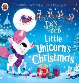 LadyBird Ten Mintures to bed. Little Unicorn's Christmas