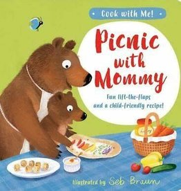 Tiger Tales Picnic with mommy by kathryn smith