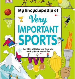 DK Children My Encyclopedia of Very Important Sports