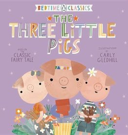 Random House The Three Little Pigs by carly gledhill
