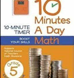DK Children 10 min a day math 5th
