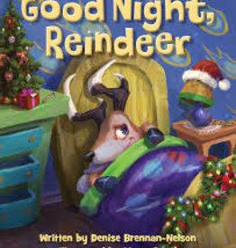 Sleeping Bear Press Good Night Reindeer by Denise Brennan-Nelson