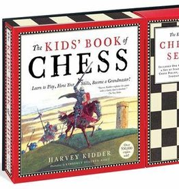 Workman Publishing Co KIDS' BOOK OF CHESS-PAP
