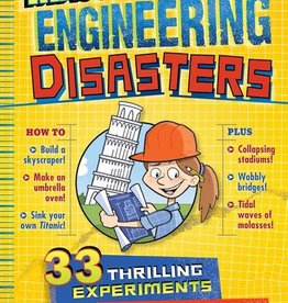 Workman Publishing Co Book Of Massively Epic Engineering Disasters