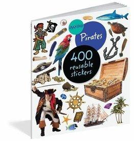 Workman Publishing Co Eyelike Stickers: Pirates