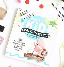 Workman Publishing Co Project Kid Crafts That Go