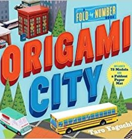 Workman Publishing Co Origami City