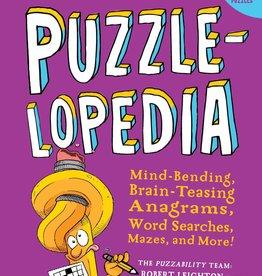 Workman Publishing Co Puzzlelopedia