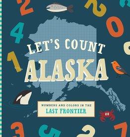 Workman Publishing Co Let's Count Alaska