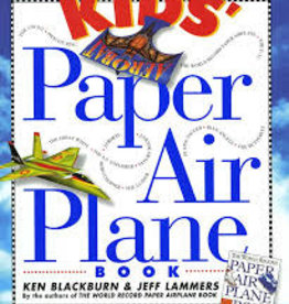 Workman Publishing Co Kids' Paper Airplane Book