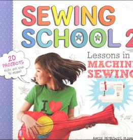 Workman Publishing Co Sewing School 2