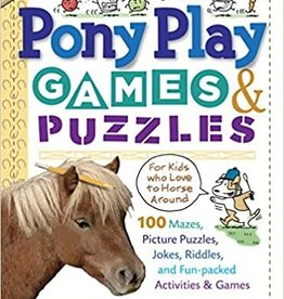 Storey Pony Play Games And Puzzles