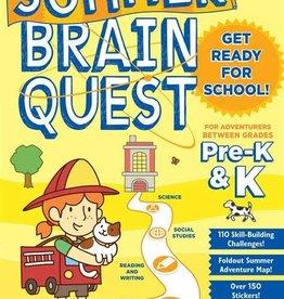 Brain Quest Summer Brain Quest: Between Pre-K And Kindergarten