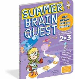 Brain Quest Summer Brain Quest 2nd To 3rd Grade