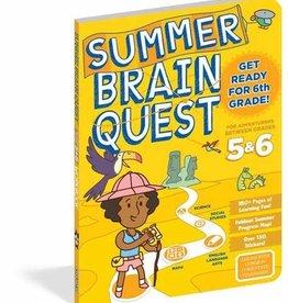 Brain Quest Summer Brain Quest 5th To 6th Grade
