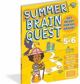 Brain Quest Summer Quest 5Th To 6Th Grade